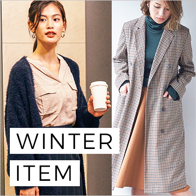 WINTER ITEM(W)