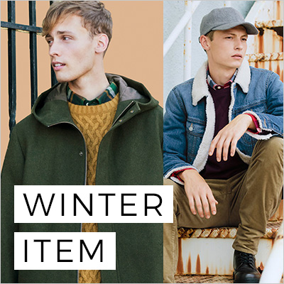 WINTER ITEM(M)