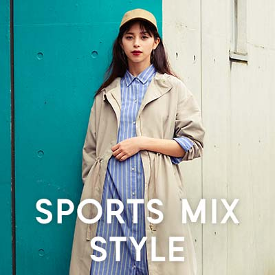 SPORTS MIX STYLE