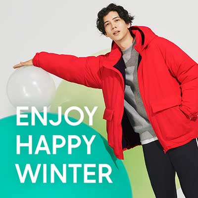ENJOY HAPPY WINTER